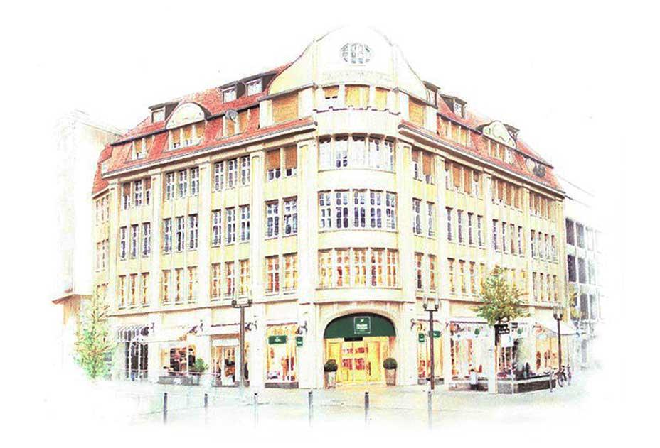 Dolzer Filiale in Stuttgart