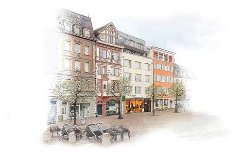 Dolzer Filiale in Konstanz