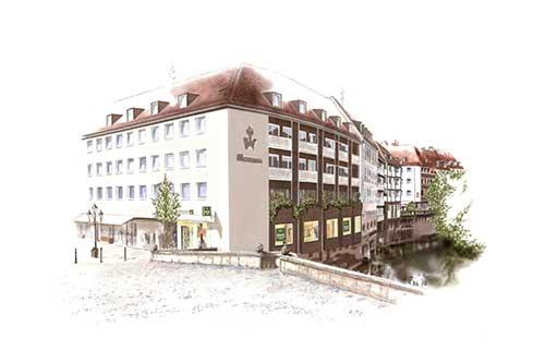 Dolzer Filiale in Nürnberg